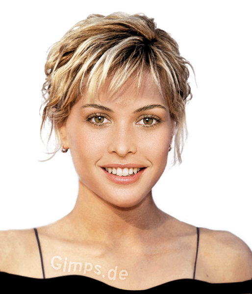 alluringly beautiful pictures of short haircuts for women with charming