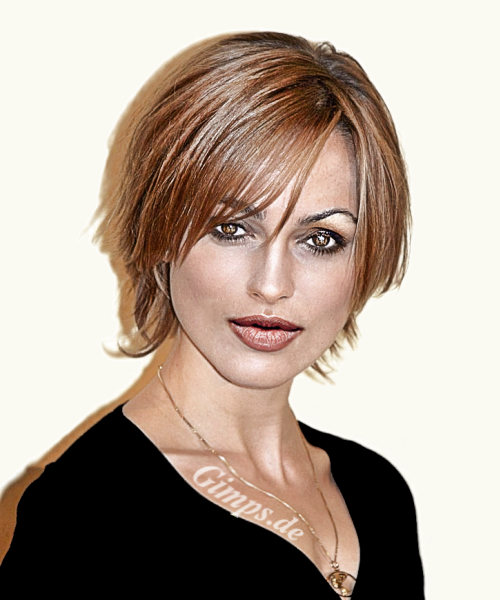 medium hairstyles for thin hair. short haircuts for thick hair